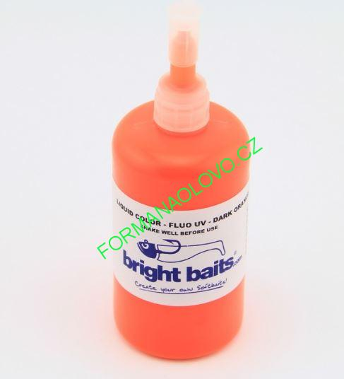 BRIGHT BAITS-FLUORESCENT DARK ORANGE