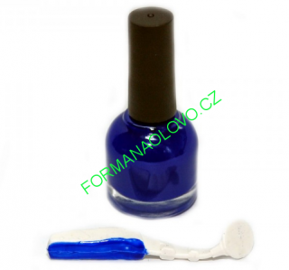 SOFTBAIT PAINT BLUE 10ML.