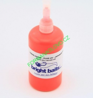 BRIGHT BAITS-FLUORESCENT JAPANESE RED